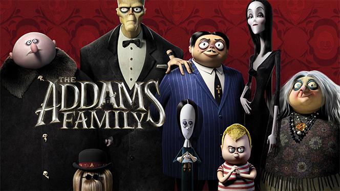 Los locos Addams (2019) Web-DL 1080p Latino-Ingles