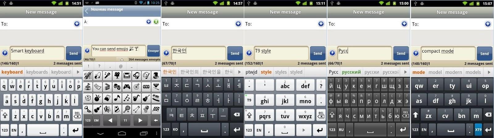 Aplikasi Keyboard Android Terbaik yang Ringan