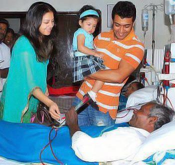 tamil actor surya daughter diya general photos unseen