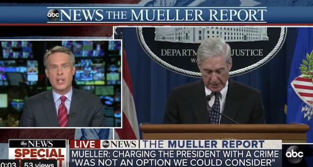 "ABC: Mueller practically triple-dog-dared Congress to impeach; Nadler: ""All options are on the table"""