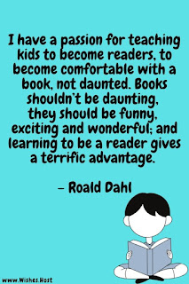 quotes about the importance of reading to your child