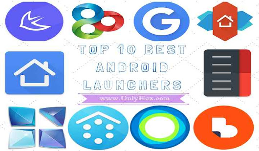 Best Android Launcher Apps 2016 - Top 10