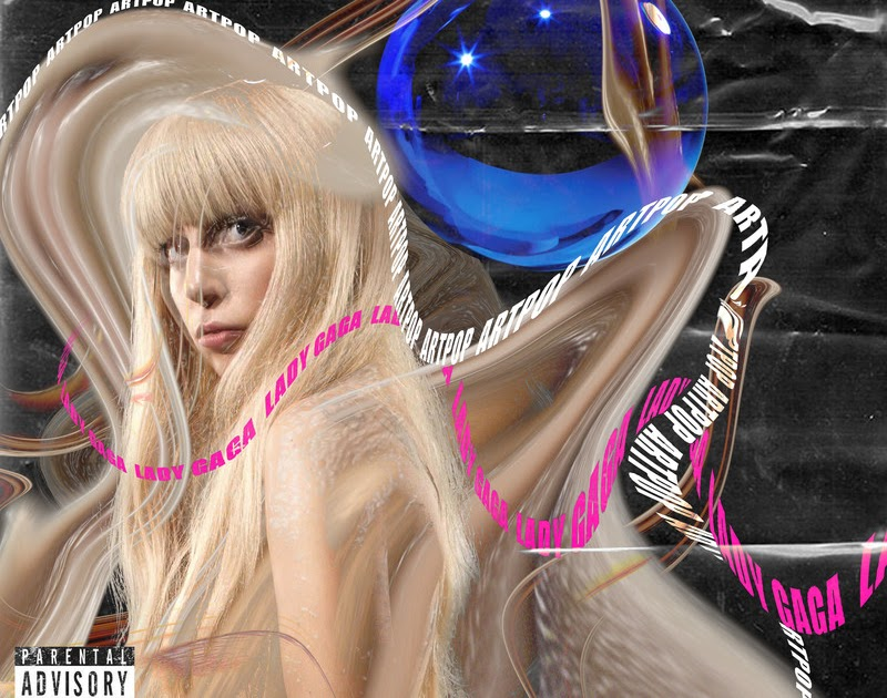 Lady Gaga Fanmade Covers: The Artpop Ball - Poster