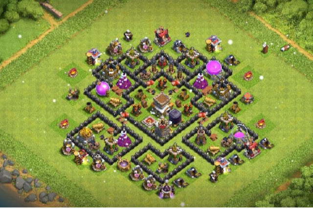th 8 trophy base