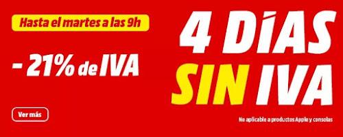 top-50-ofertas-4-dias-sin-iva-de-media-markt