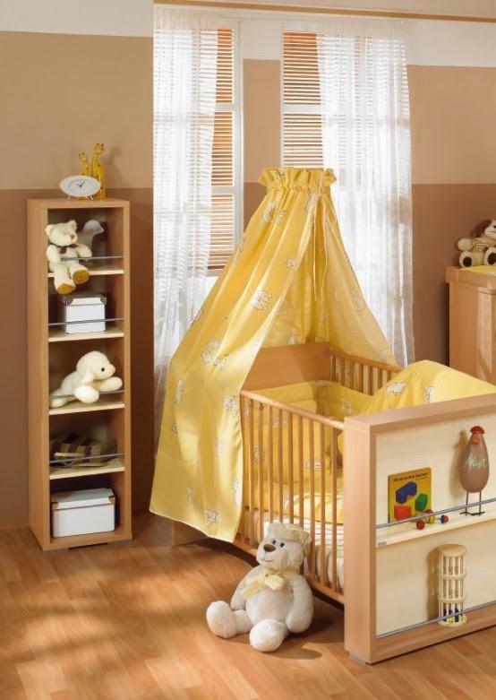 Decorar cuarto para bebé