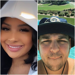 Rob Kardashian's rumored GF Aileen Gisselle spotted for the first time since their romantic dinner date