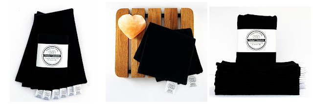 the best black washcloths for your face: Try Fairface Darks