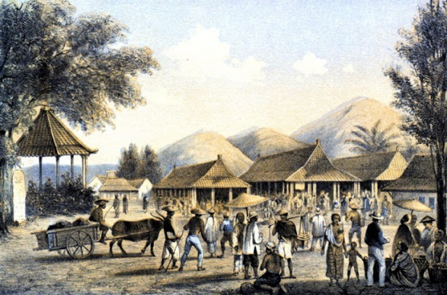Kehidupan perekonomian masyarakat Kerajaan Holing