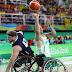 Brasil estreia com derrota para os EUA no basquete em cadeira de rodas