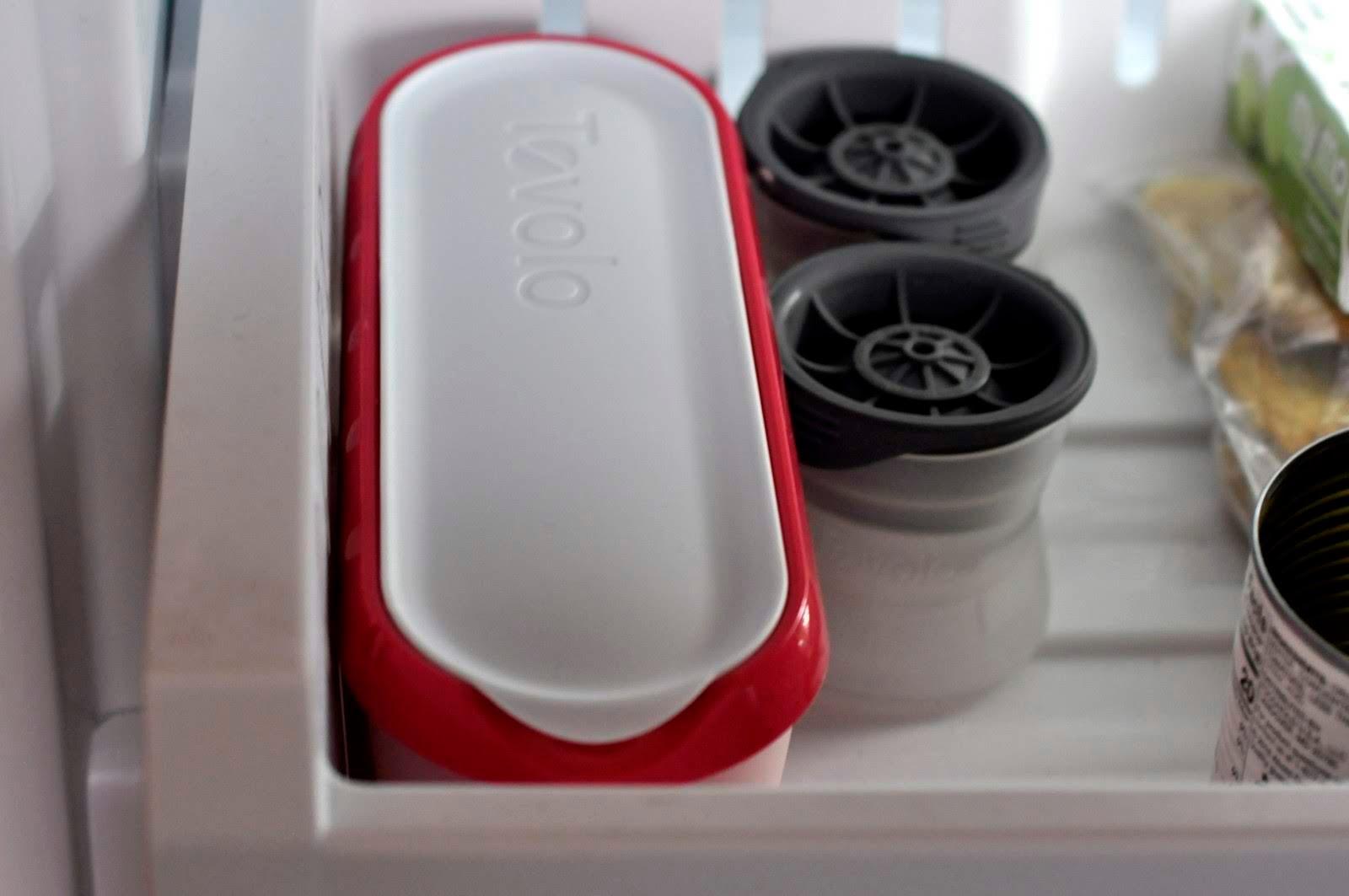 Tovolo Glide-A Scoop Ice Cream Tub   Taste As You Go