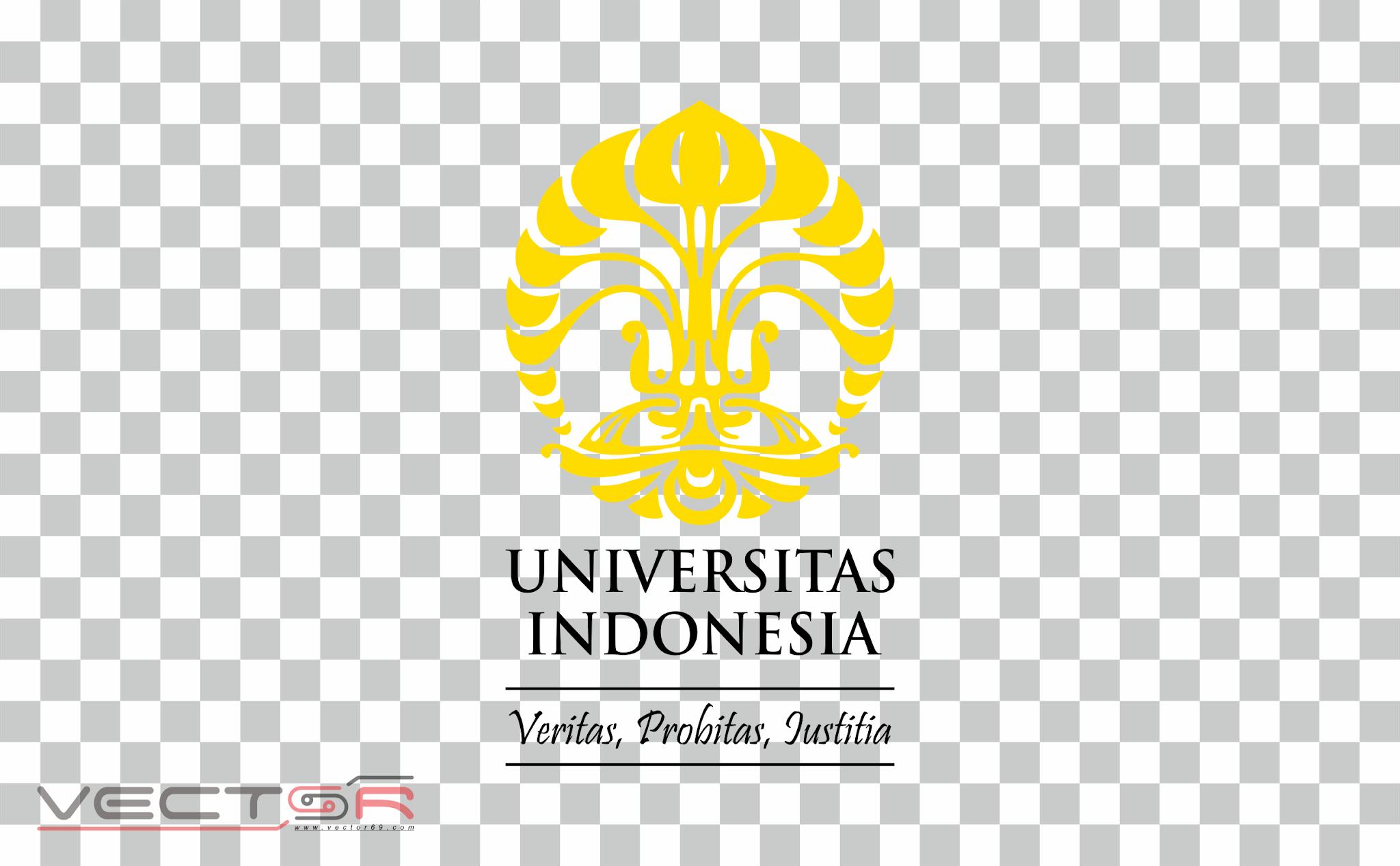 Logo UI (Universitas Indonesia) - Download .PNG (Portable Network Graphics) Transparent Images