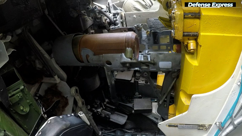 Т-64: встановити 120-мм гармату з автоматом заряджання