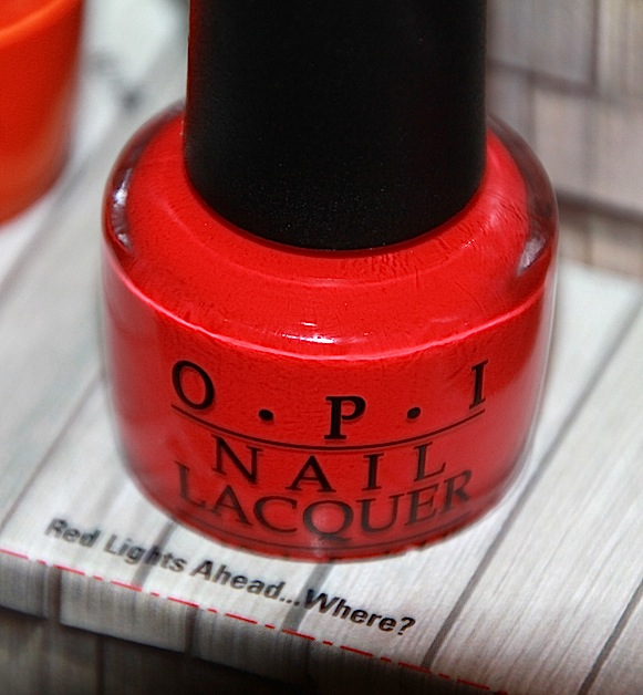 opi red lights ahead....where?