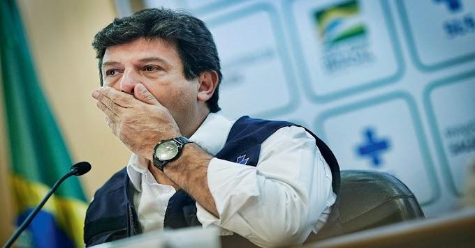 Mandetta: Bolsonaro quer cloroquina para conseguir reabrir a economia e não para salvar vidas