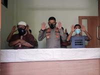 Polisi Berhasil Mediasi Upaya Penolakan Pemulasaran Jenazah Pasien Covid – 19