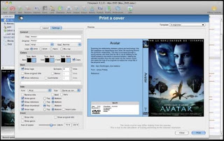 برنامج, الكتالوج, لتنظيم, وإدارة, مجموعة, الفيديوهات, وتوفير, معلومات, تفصيلية, عنها, Filmotech
