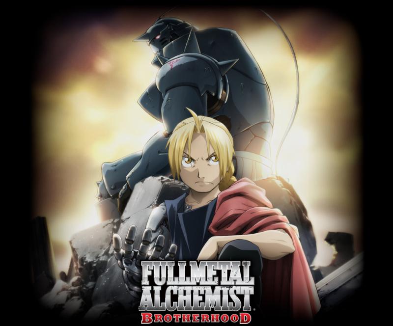 Fullmetal Alchemist Brotherhood Batch Subtitle Indonesia BD Bluray