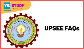UPSEE FAQs