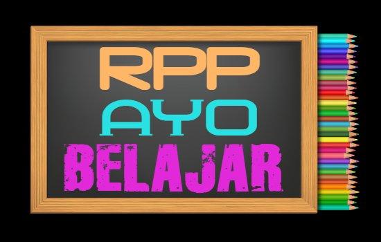 RPP PAI Kelas 1 Semester 2 Tahun 2020/2021, Materi Ayo Belajar