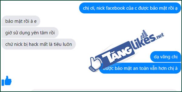 bao mat nick facebook