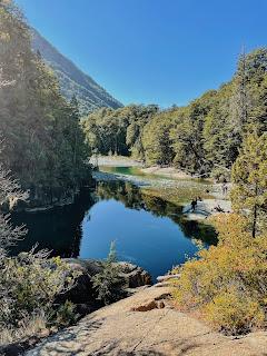 Itinerario de 2 días en el Bolsón - Camino a Cajón Azul