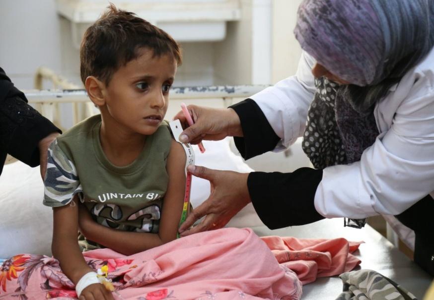 In Yemen è in corso la peggiore epidemia di colera al mondo