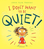 Loud and quiet storytime