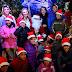 Encabeza Maru Campos inauguración de la Casa de Santa y encendido de pino navideño