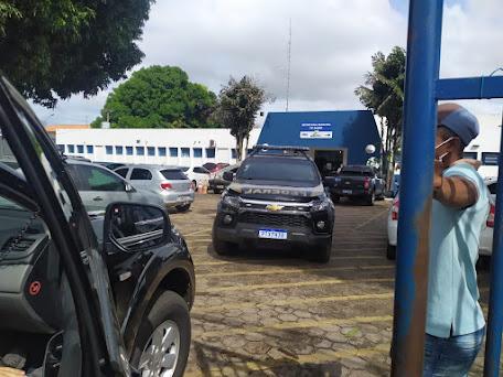 URGENTE! Policia Federal faz busca e apreensão na Secretária de Saúde de Imperatriz!!!