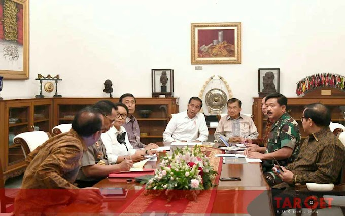 Presiden Jokowi : Saya Percaya Warga Papua Cinta Damai