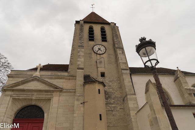 Église de Charonne