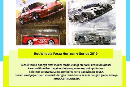 Bocoran Hot Wheels Forza Horizon 4 Series 2019