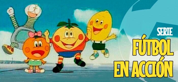 Fútbol en acción (Nippon Animation, 1981-82)