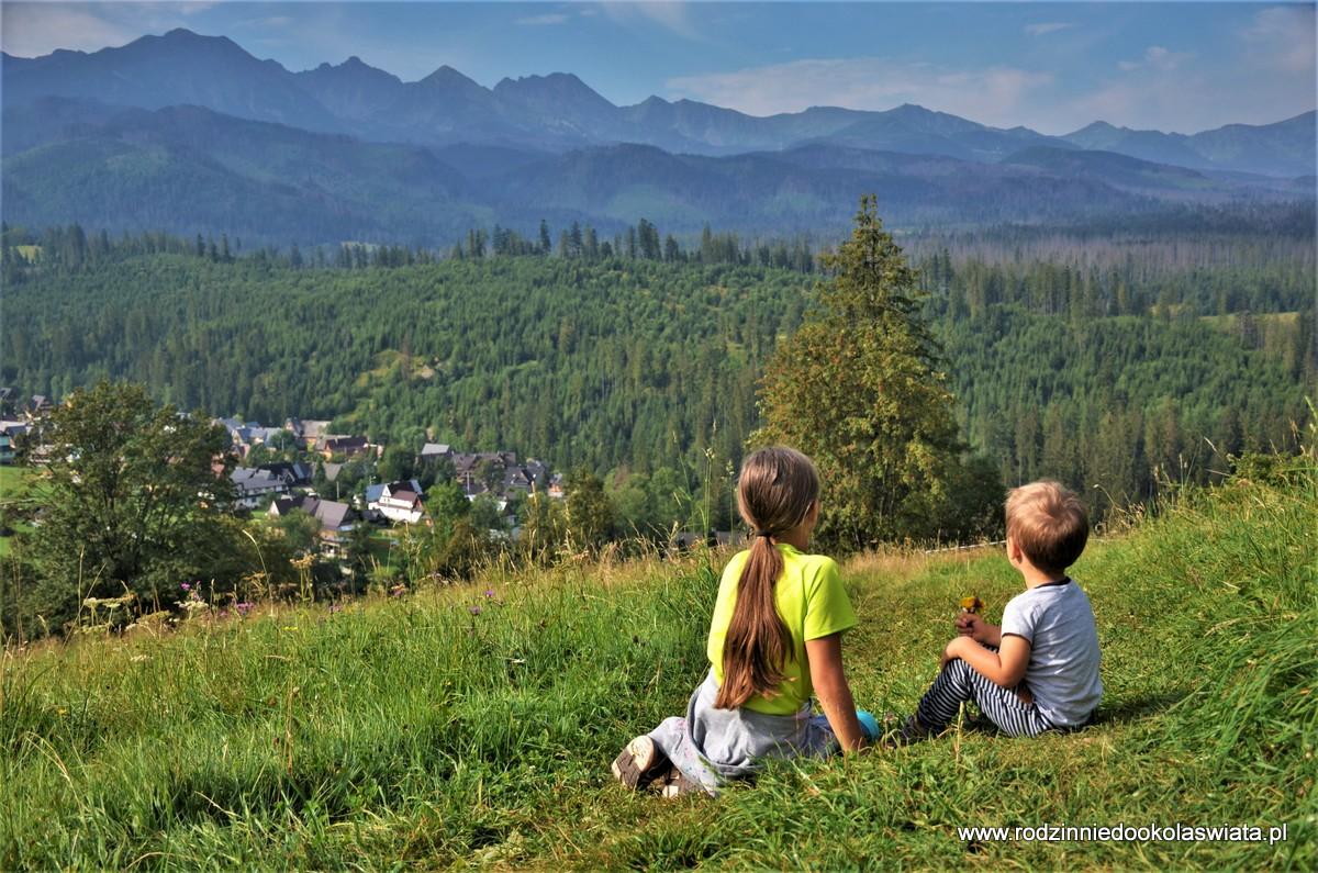 Łatwe szlaki w Tatrach dla dzieci. Gdzie się wybrać?