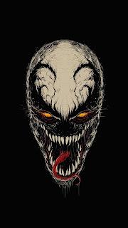 Anti venom Mobile Wallpaper