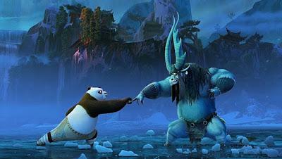 Screenshot Film Kungfu Panda (2016). 2
