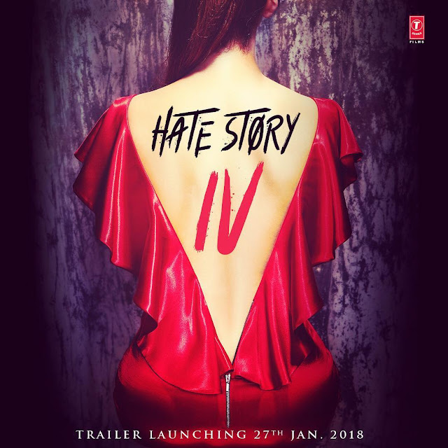 Hate Story IV 2 Poster Released Urvashi Rautela