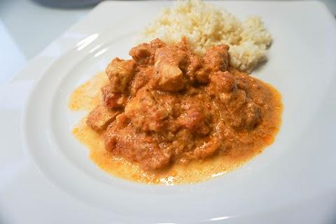 Indisches Butter Chicken