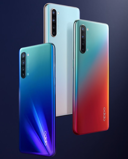 Oppo K7 5G Launched 6.4inch FullHD+ AMOLED Display, Snapdragon 765G, 48 MP Camera & More
