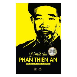 Bí Mật Của Phan Thiên Ân ebook PDF-EPUB-AWZ3-PRC-MOBI