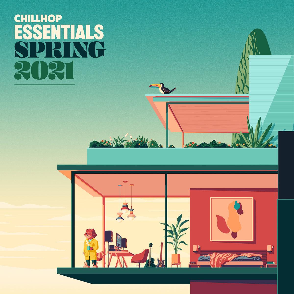 Chillhop Essentials Spring 2021 | Full Album Stream & Vinyltipp