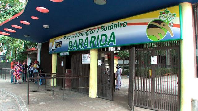PARQUE BARARIDA DE BARQUISIMETO REABRE SUS PUERTAS AL PÚBLICO TRAS SER REHABILITADO