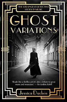 Jessica Duchen: Ghost Variations