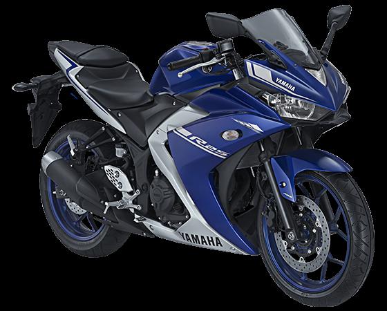 Warna Dan Grafik Terbaru Yamaha YZF-R25 2017 Di Pasaran Indonesia