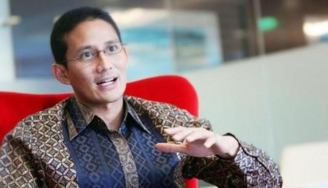Delapan Fakta Menarik Seputar Sandiaga Uno Sang Wakil Gubernur Jakarta