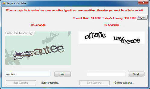 Captcha Work: Earn $500 with 7 Best Online Captcha Entry Jobs Sites