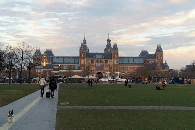 fachada Rijksmuseum