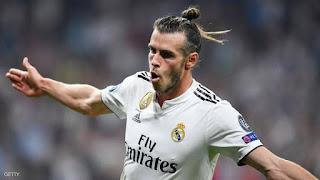 يخطط ريال مدريد للاستفادة من تألق جاريث بيل مع توتنهام للتعاقد مع كيليان مبابان