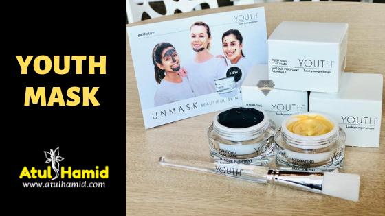 Youth Mask Shaklee: Fungsi dan cara penggunaan